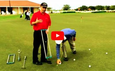 The Directed Force Putter Interview and Demonstration with Designer Bill Presse