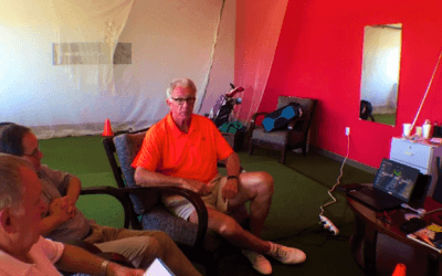 Tim Kramer and the Emotional Foundations of Playing Good Golf