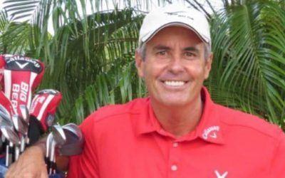 British Open Winner and CBS Commentator Ian Baker-Finch