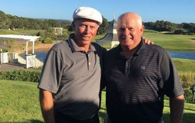 Peter Croker Chats With Australian Golfing Legend Peter Senior
